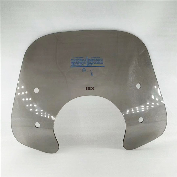 Factory Promotional Harley Softail Windshield - Vespa windshield – Shentuo