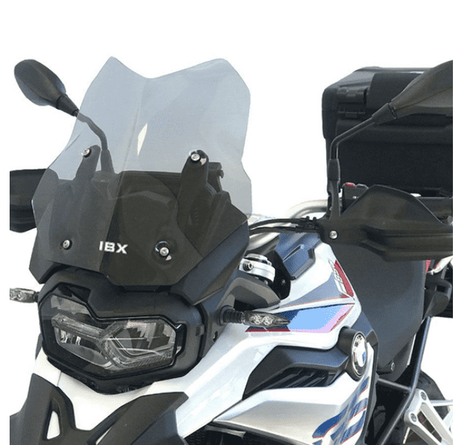 Function and selection of motorcycle windshield