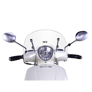 OEM Supply Kawasaki Versys Windshield - Peugeot Django Windshield – Shentuo
