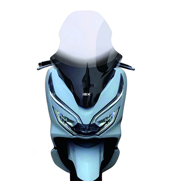 Reasonable price Kawasaki Motorcycle Windshield - Honda PCX Windshield – Shentuo detail pictures