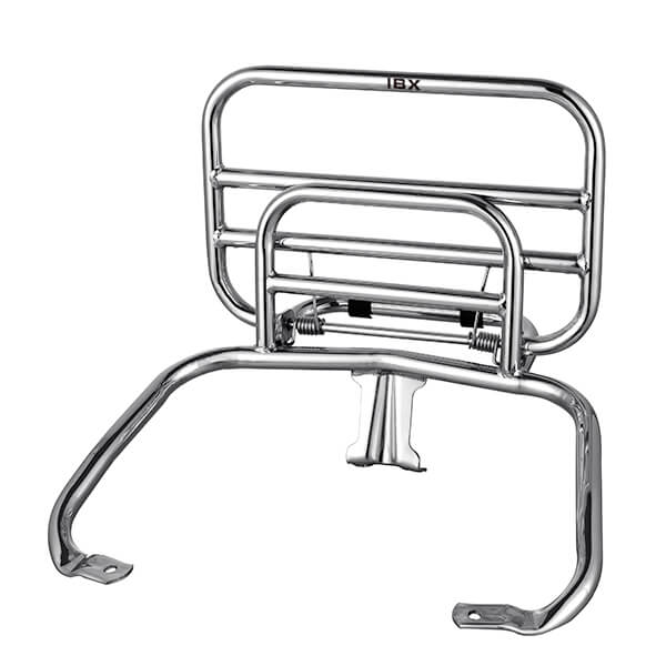 2020 China New Design Motorcycle Luggage Rack Trunk - Vespa Motorcycle Luggage Rack – Shentuo