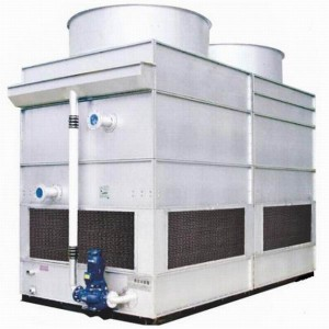 China Wholesale Industrial Closed Loop Cooling Tower Products - Counter-flow Closed Circuit Cooling Towers / Evaporative Closed-circuit Coolers – Yubing