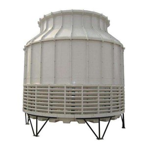 China Wholesale Open Loop Counter-Flow Cooling Tower Exporters - Round Bottle Type Counter-flow Cooling Towers – Yubing