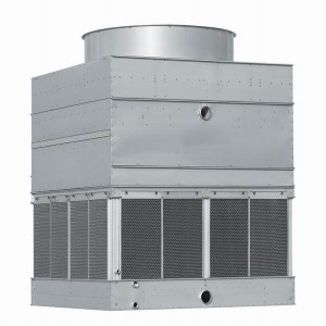OEM High Quality Closed Circuit Cross-Flow Cooling Tower Company - Induced Draft Cooling Towers with Rectangular Appearance – Yubing