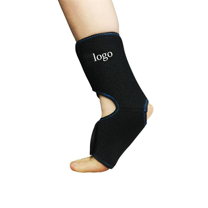 Factory wholesale Knee Ice Compression Wrap - ankle brace with ice pack – Huanyi Featured Image