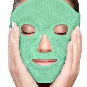 gel bead facial mask