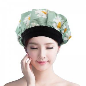 New Arrival China Full Head Ice Pack - Thermal gel heating cap – Huanyi