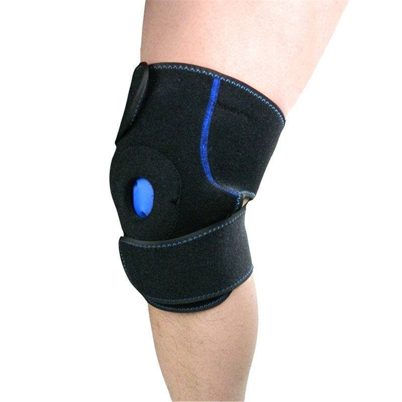 Factory Supply Cold Therapy Knee Wrap - knee wrap with ice pack – Huanyi