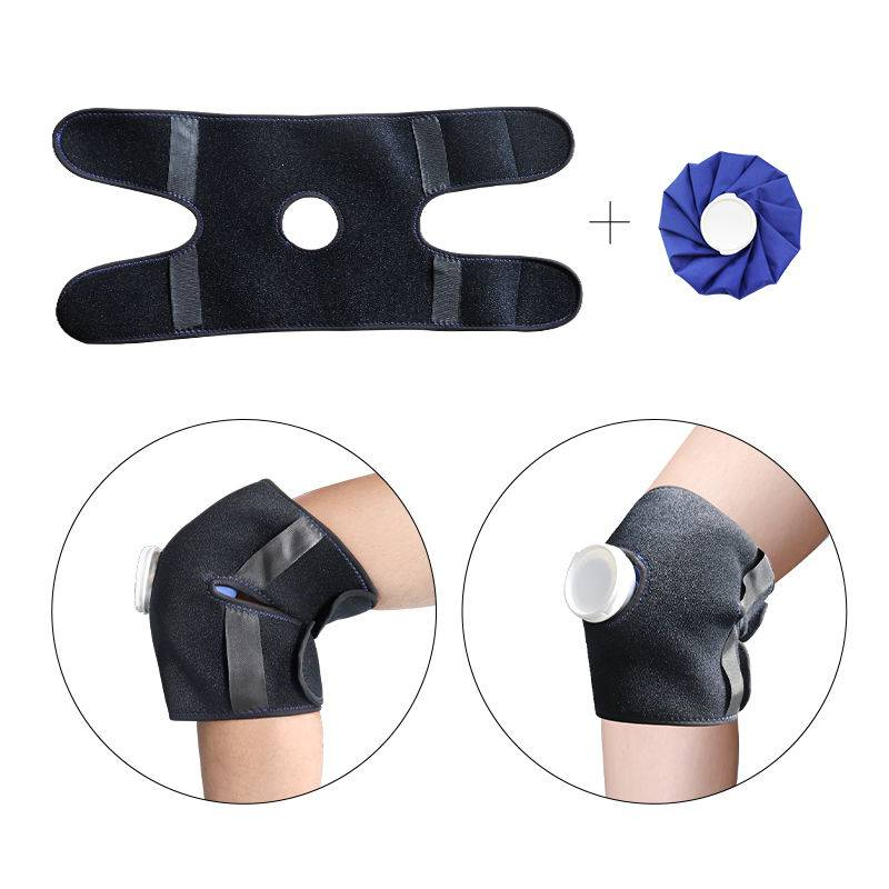 Super Lowest Price Gel Bags For Pain Relief - Back strap with ice bag – Huanyi