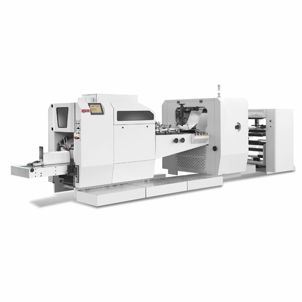Factory Direct Mechanical Paper Bag Production Flexo Printing Machine Featured Image