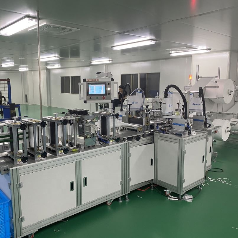 Hot Sell N95 mask making machine