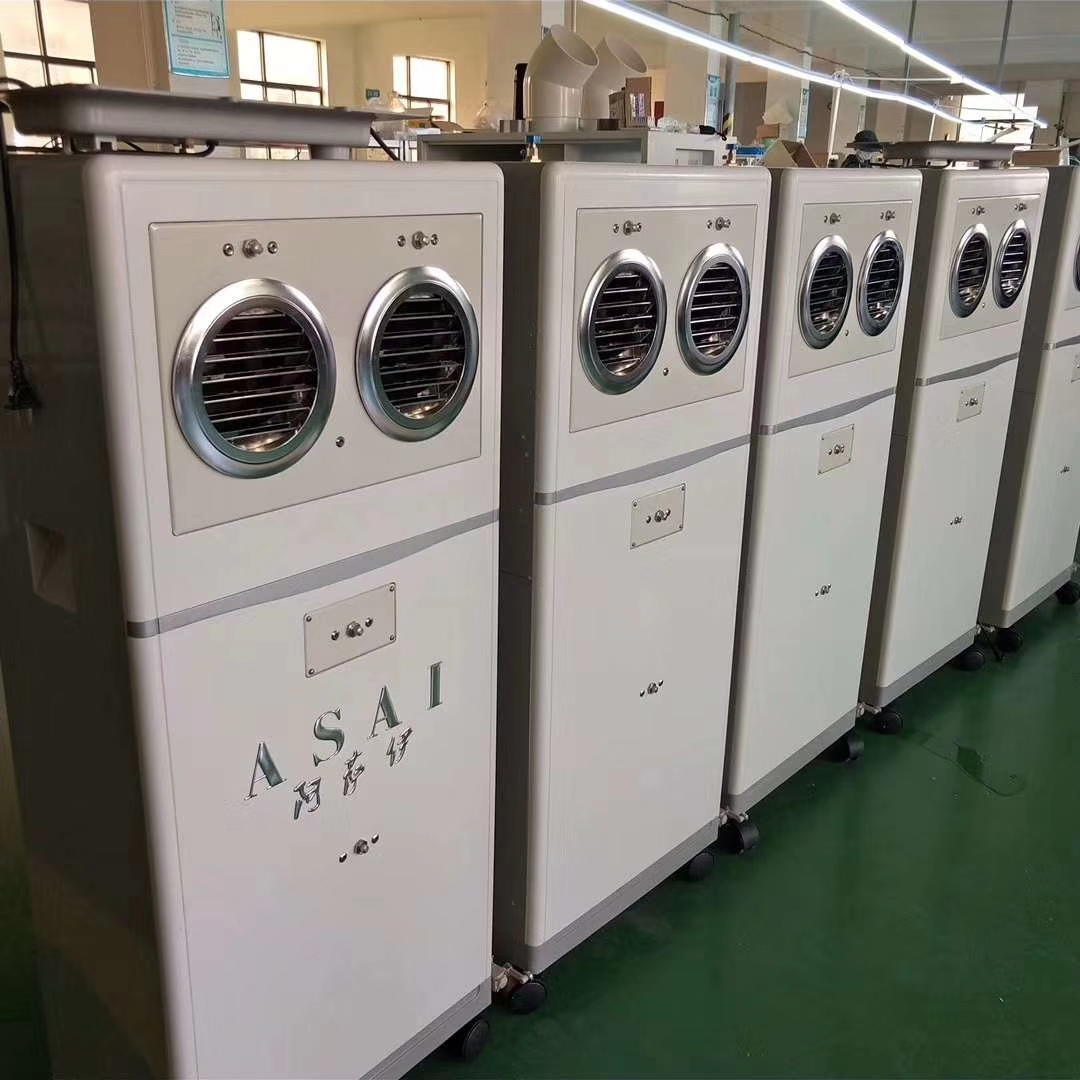 Dedicated mobile spray disinfection equipment for public places in school hospital supermarket shopping mall