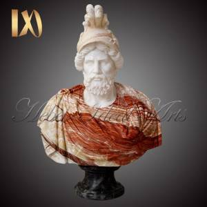 Famous Roman Male bust for Sale