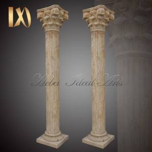 Excellent quality Marble Column - Greek design Columns Antique Columns for Sale –  Ideal Arts