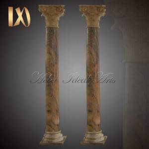 PriceList for Small Marble Columns - White Marble Greek Round Column for Sale –  Ideal Arts