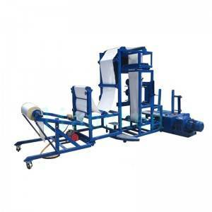 Gusseting machine(Economic Type)