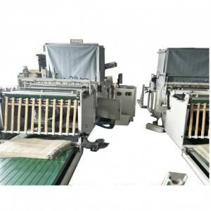 Mesh Bags Cutting Machine
