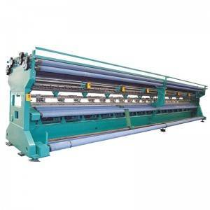 Raschel Bag Knitting Machine