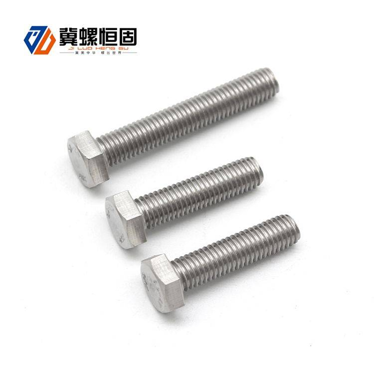 SS304 Stainless Steel Bolts