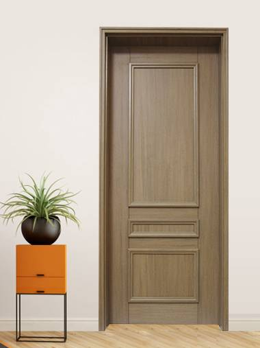 Chinese Professional Interior Wood Doors - MDF Compound Door 10 – SCM
