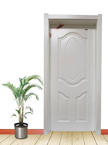 Factory Cheap Hot Custom Wood Door - White Premier Molded Door 07 – SCM