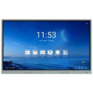 China Cheap price Smart Interactive Flat Panel Price In India - LYNDIAN T Series Interactive Flat Panel Display Android 8.0 2+16G – Lindian