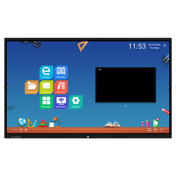 Factory Cheap Hot Interactive Smart Whiteboard - LYNDIAN MT Series Interactive Flat Panel Display Android 8.0 4+32G – Lindian