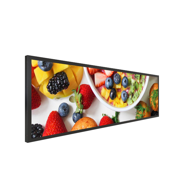 Best Price for Classroom Smart Board - LYNDIAN 58 inch Stretched LCD Display  – Lindian detail pictures