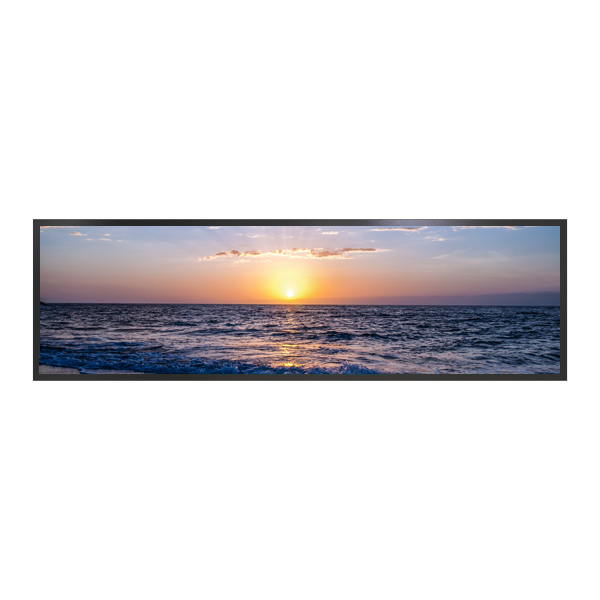 factory low price Electrical Teaching Board - LYNDIAN 36 inch Stretched LCD Display  – Lindian