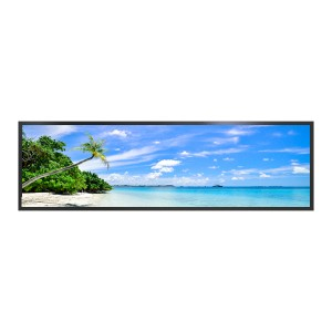 Special Design for Smart Android Per Board - LYNDIAN 37.1 inch Stretched LCD Display  – Lindian