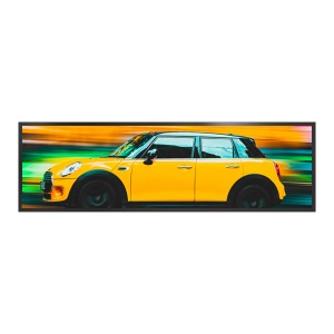 Good quality Smart Whiteboard Price - LYNDIAN 38.5 inch Stretched LCD Display  – Lindian