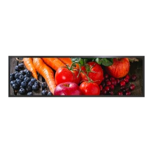 Factory Supply Whiteboard Glass - LYNDIAN 49.5 inch Stretched LCD Display  – Lindian