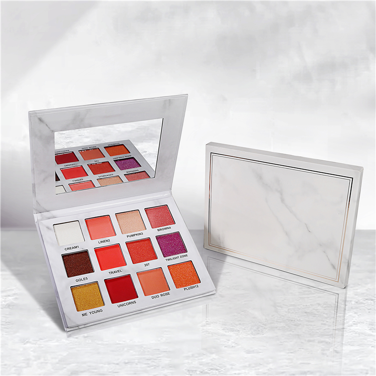 High Quality Eyeshadow Palette - wholesale eyeshadow palette vegan high pigment private label eyeshadow palette custom your own logo – Iris Beauty Featured Image
