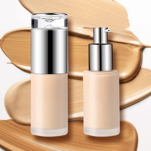 Special Price for Face Highlighter - Custom foundation private label matte foundation full coverage vegan foundation vendors – Iris Beauty
