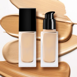 Wholesale Price China Vegan Foundation - Wholesale foundation makeup custom vegan foundation make your own logo organic foundation private label – Iris Beauty