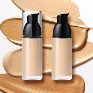 Discountable price Custom Logo Highlighter Makeup - High quality foundation liquid full coverage foundation private label waterproof makeup foundation liquid – Iris Beauty