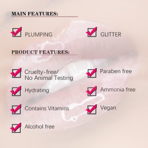 lip gloss vendor private label lip plumper gloss make your own lip gloss line lip plumping gloss