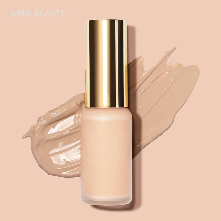 OEM manufacturer Pale Foundation - OEM face foundation makeup liquid wholesale custom private label vegan foundation cosmetic – Iris Beauty Featured Image