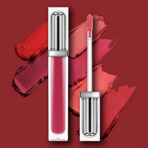 Factory Price Lipgloss Wholesale No Label Private - Custom lipstick private label organic cruelty free vegan matte liquid lipstick waterproof – Iris Beauty