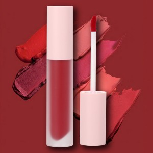 Chinese wholesale Make Your Own Lip Gloss Line - wholesale cosmetic lipsticks liquid matte lipstick private label custom vegan natural lipstick manufacturer – Iris Beauty