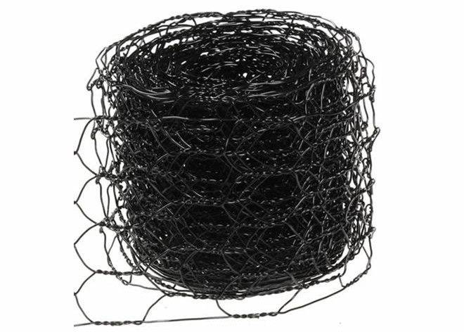 Colorful Craft Chicken Wire Netting , Chicken 50mm Wire Mesh 2.5m – 5m Length