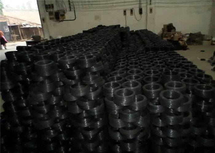 Industrial Black Annealed Wire , 360N-420N Black Annealed Iron Wire 0.70mm – 40mm