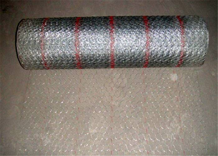 Hexagonal Steel Stucco Wire Netting Self-Furred