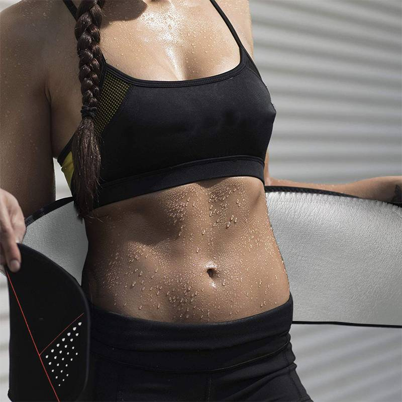 The use of waist belt in fitness