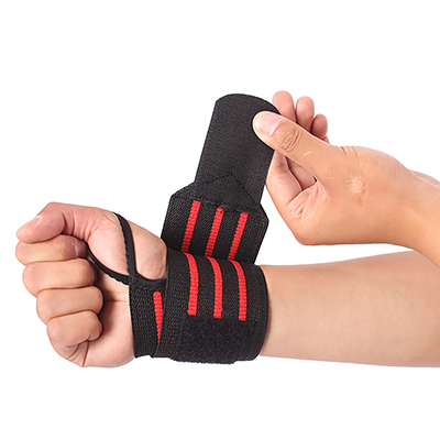 Fitness thumb wrist strap Featured Image