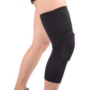 Foam knee support