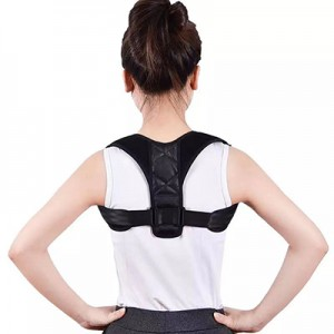Padded back support