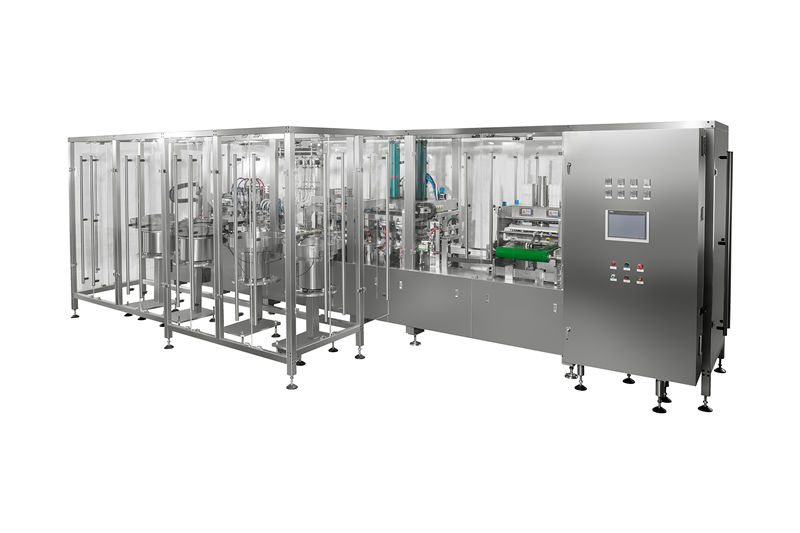Reliable Supplier Ampoule 15w Machine Coudre - Non-PVC Soft Bag Production Line – IVEN