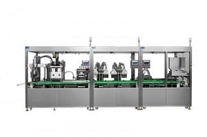 Factory directly supply Syringe Making Machine Price - Vacuum Blood Collection Tube Production Line – IVEN