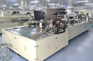 Fixed Competitive Price Syringe Manufacturing Line - Blood Collection Needle Assembly Machine – IVEN